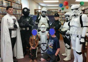Star Wars Day Photo